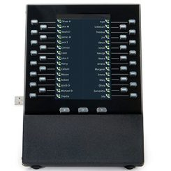 Poly VVX450 Sidecar for IP Phone on POPP Cloud PBX Phone System