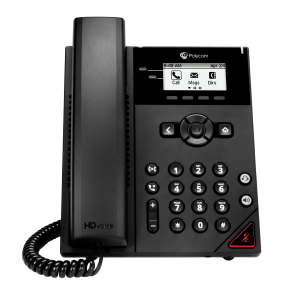 Poly VVX150 IP Phone for POPP Cloud Voice VoIP Service