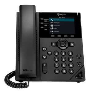 Poly VVX350 IP Phone for POPP's Hosted PBX small business phone system