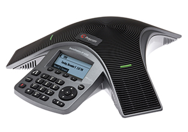 Poly IP5000 Conference Room Phone for POPP Hosted PBX Phone System
